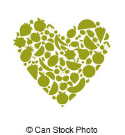 Banana heart Vector Clip Art Illustrations. 391 Banana heart.