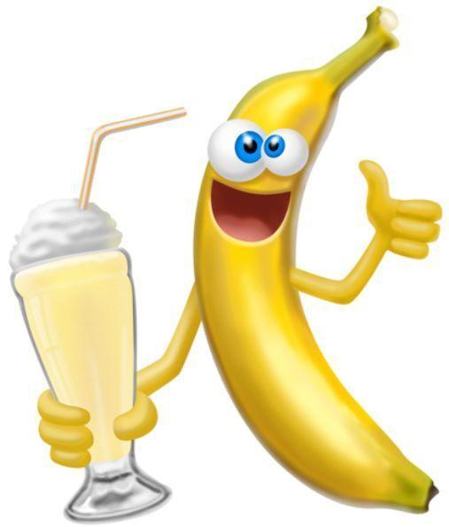 Banana milkshake clipart 6 » Clipart Portal.