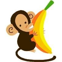 Banana Monkey.