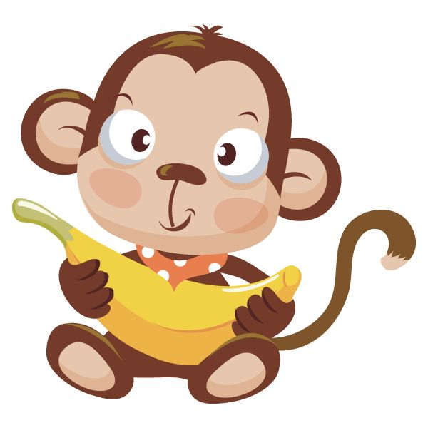 Free Banana Monkey Cliparts, Download Free Clip Art, Free.