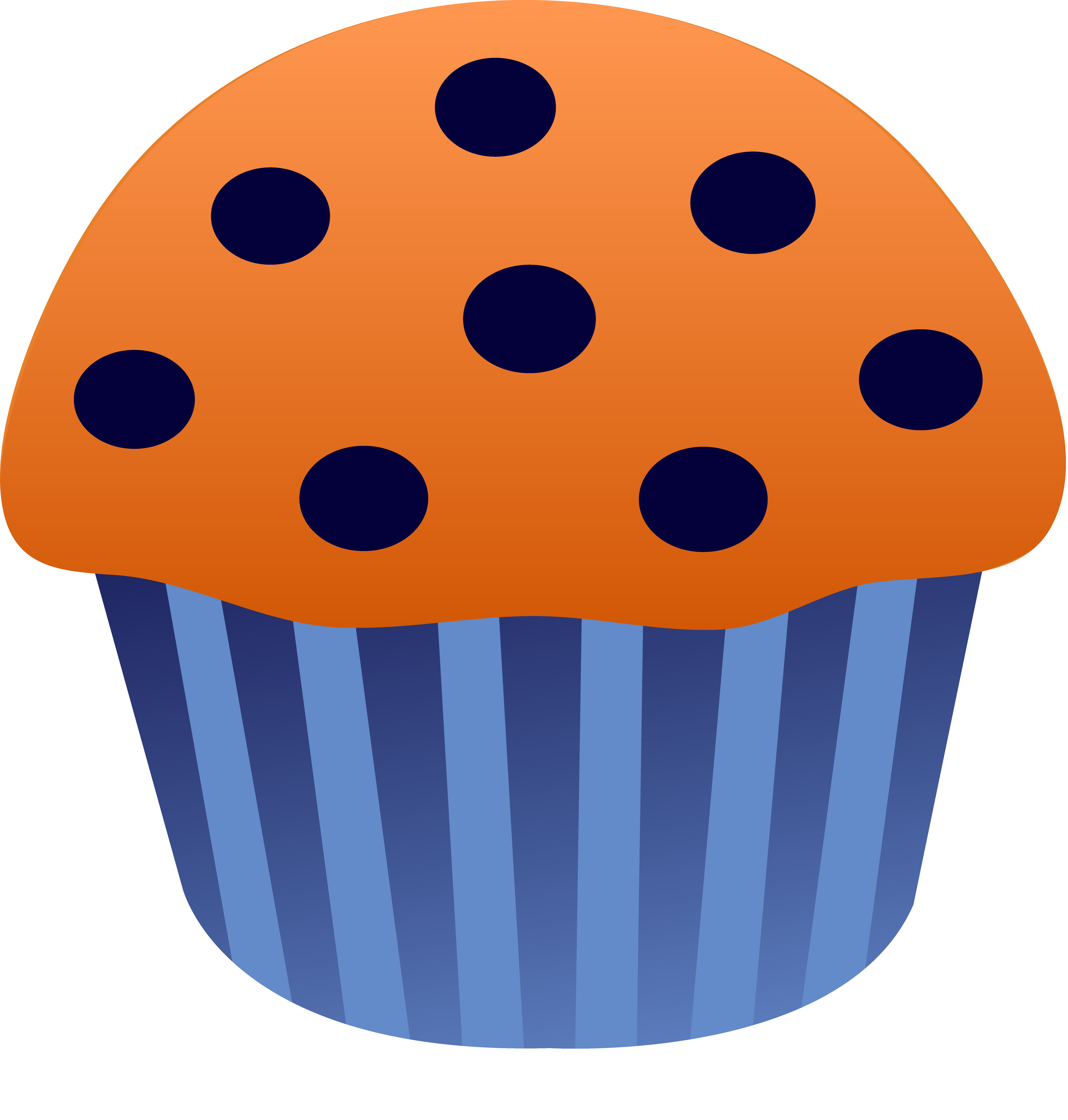 Free muffin clipart images.