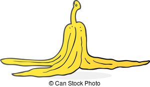 Banana peel Clip Art and Stock Illustrations. 1,546 Banana peel.