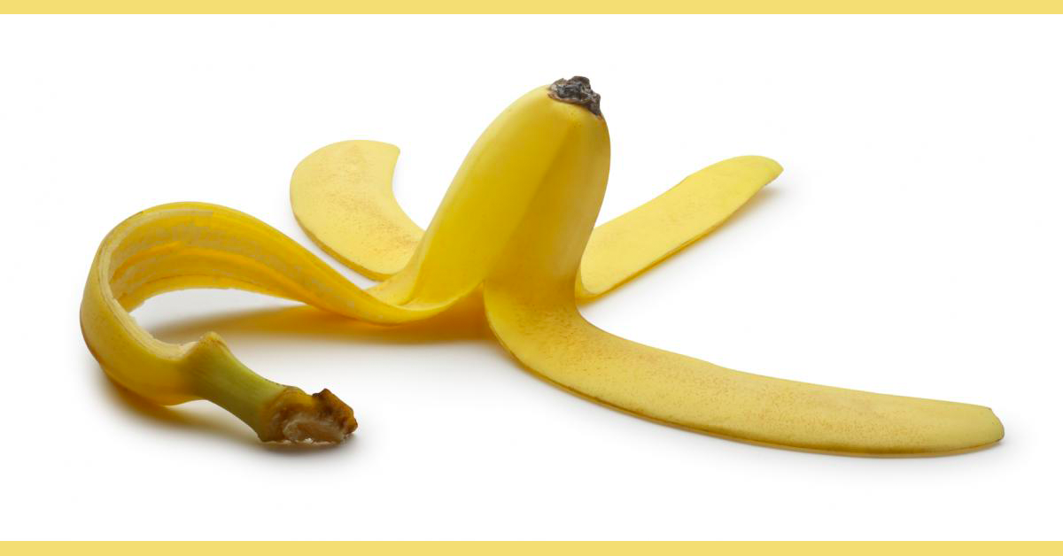 Here's Why You Should Never Throw Away Your Banana Peels!.