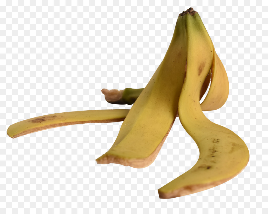 Banana Peel png download.
