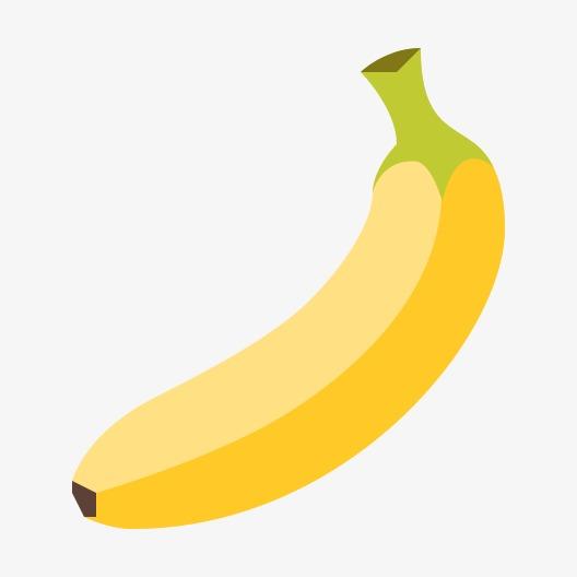 Banana, Banana Clipart, Fruit PNG Image #47666.