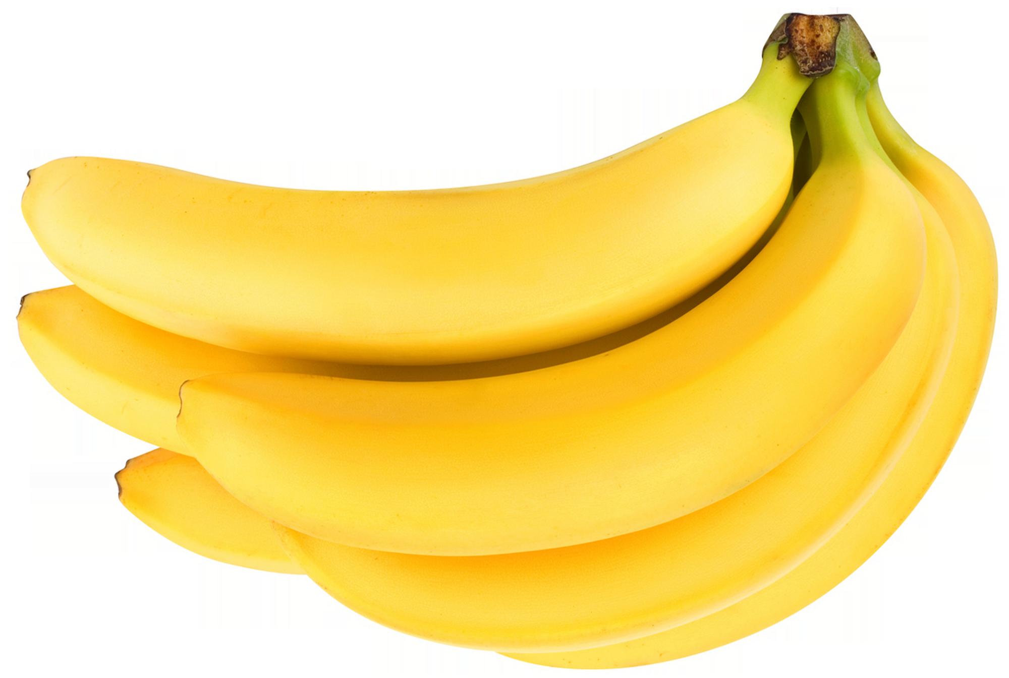Large Bananas PNG Clipart.