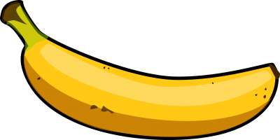 Download BANANA Free PNG transparent image and clipart.