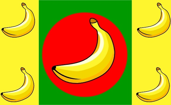 Banana Republic clip art Free vector in Open office drawing.