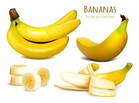 4,279 Banana Slices Stock Vector Illustration And Royalty Free.