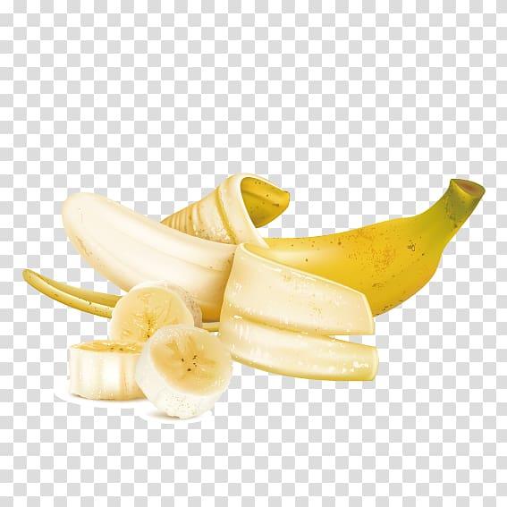 Slices Fruit Banana Food, Fruit banana transparent.