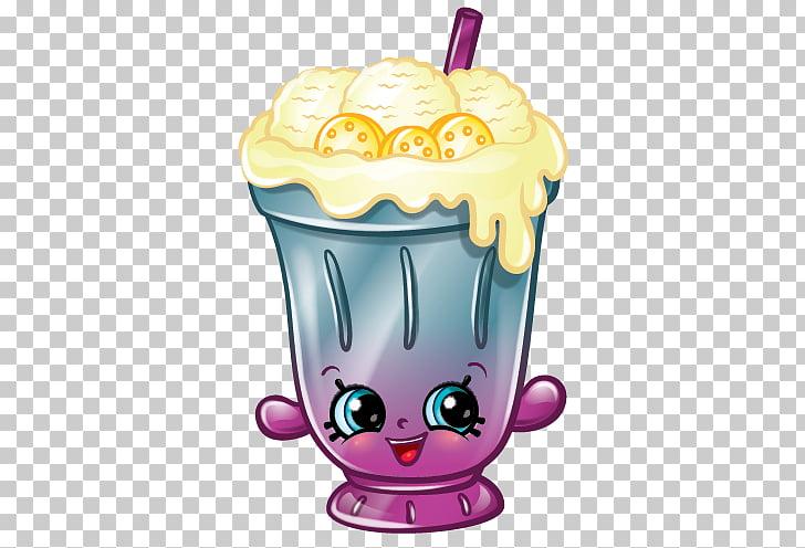 Smoothie Milkshake Shopkins Banana Juice, banana smoothies.