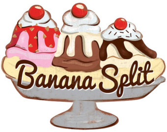 Free Banana Split Clipart, Download Free Clip Art, Free Clip.