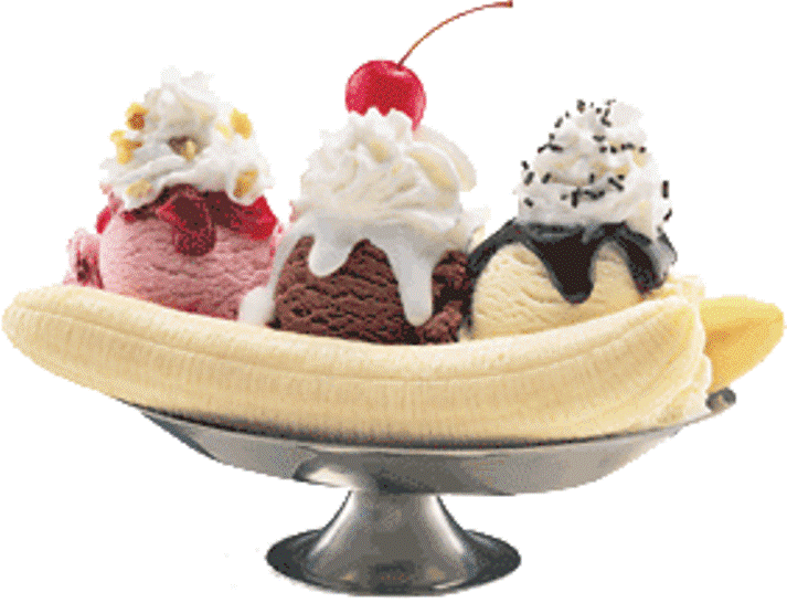 Banana Split Png (109+ images in Collection) Page 3.