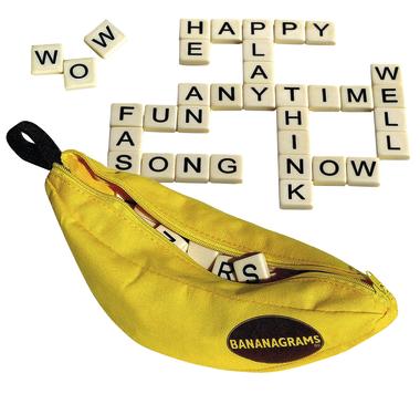 Bananagrams.
