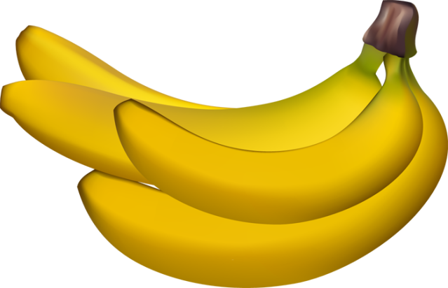 Bananas Clipart craft projects, Nature Clipart.