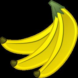 Yellow Banana Clipart.