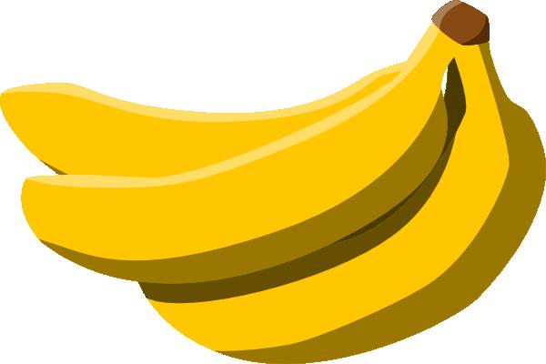 Bananas clip art Free Vector / 4Vector.