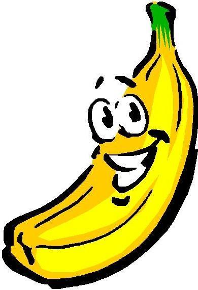 Clip Art. Banana Clipart. Stonetire Free Clip Art Images.