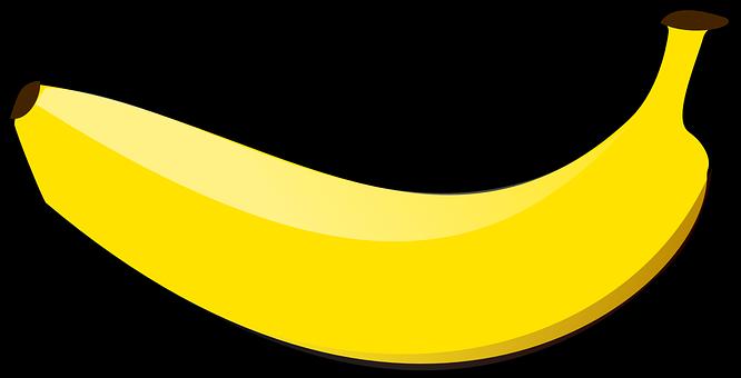 Banane clipart 9 » Clipart Station.