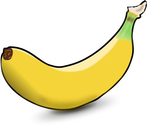 Banane clipart 8 » Clipart Station.