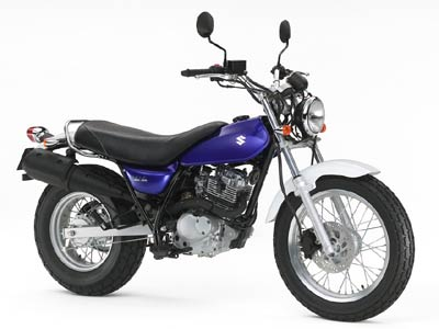 SUZUKI RV200 VANVAN Custom Parts and Customer Reviews.