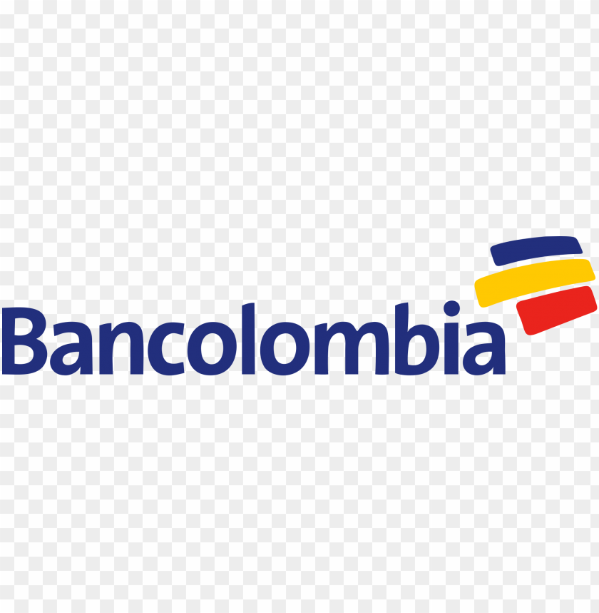 logo de bancolombia PNG image with transparent background.