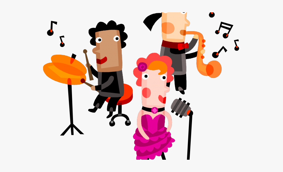 Band Clipart Talent.