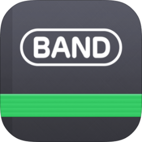 Band App Logo.