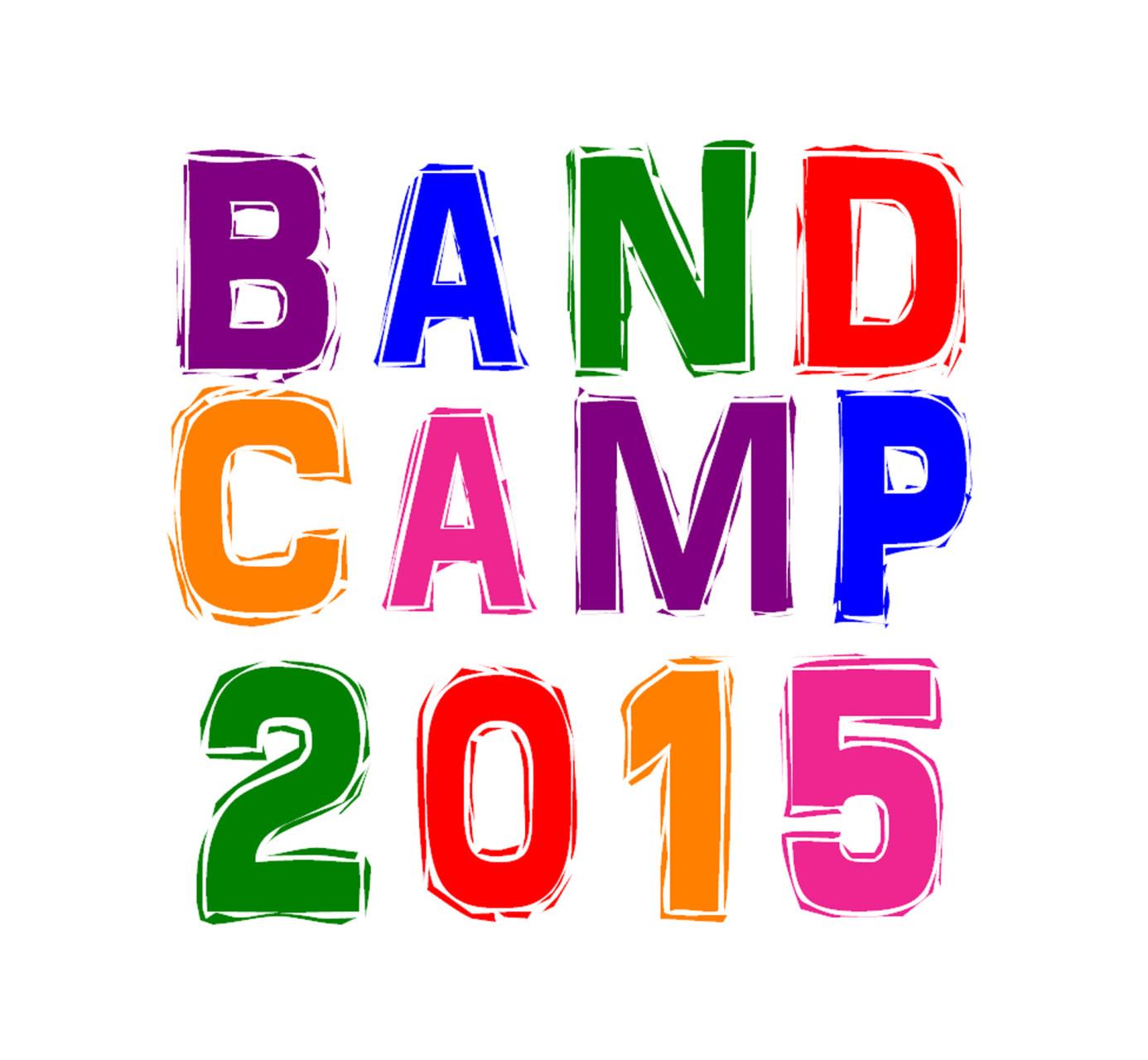Band Camp 2015.