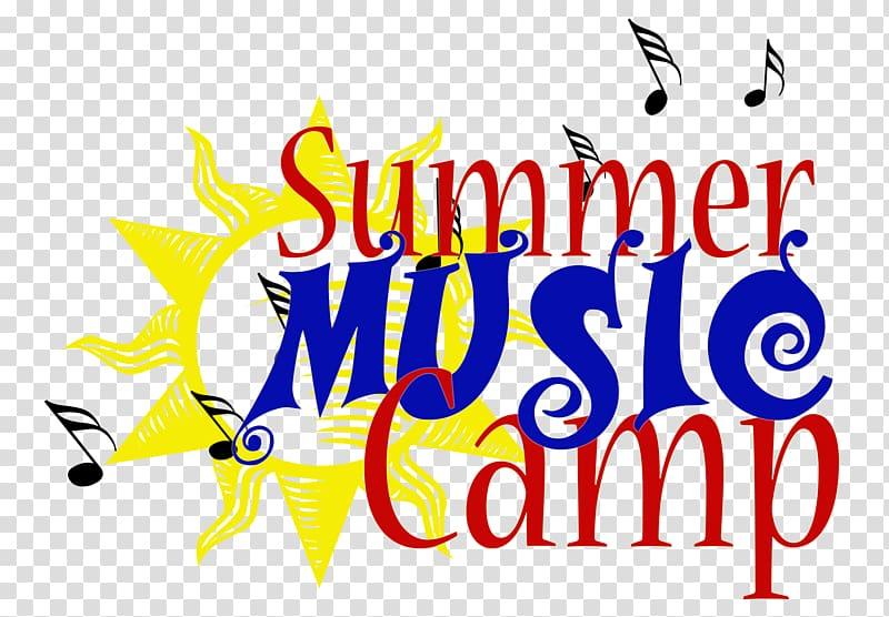 Summer camp Children\\\'s music Band camp, piano transparent.