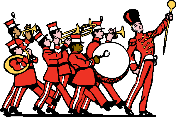 The band clipart #10