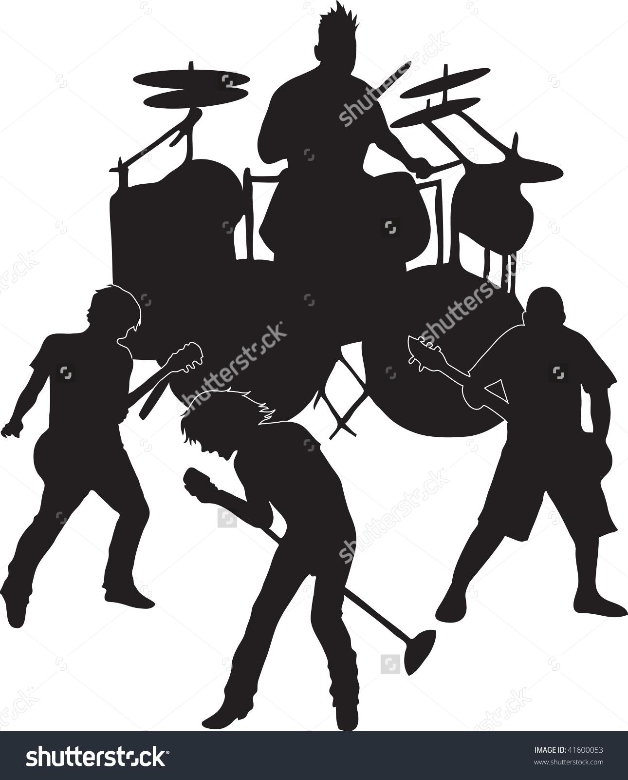 Band Clip Art.