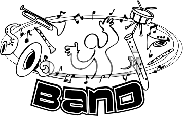Free Band Clip Art Pictures.