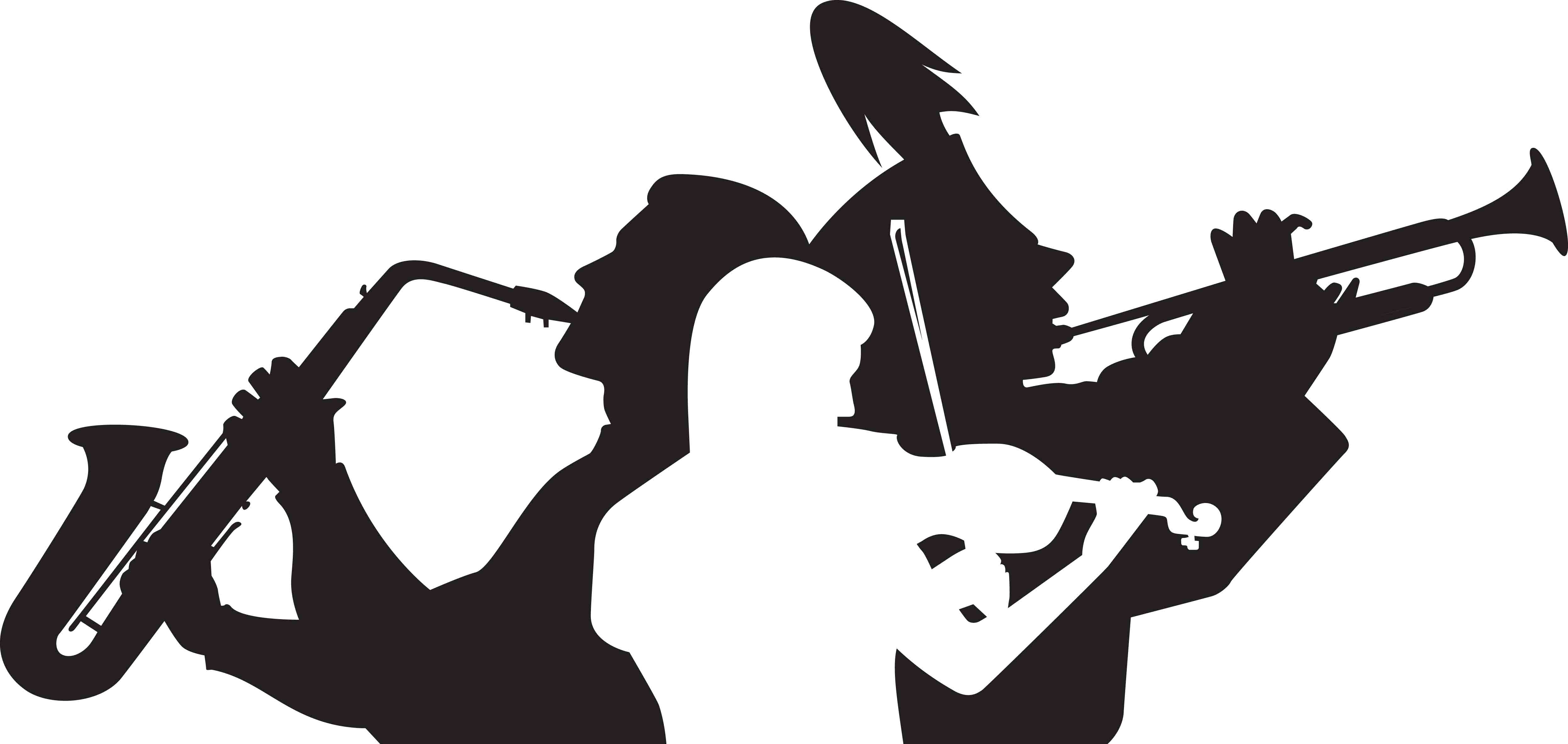 2896 Band free clipart.