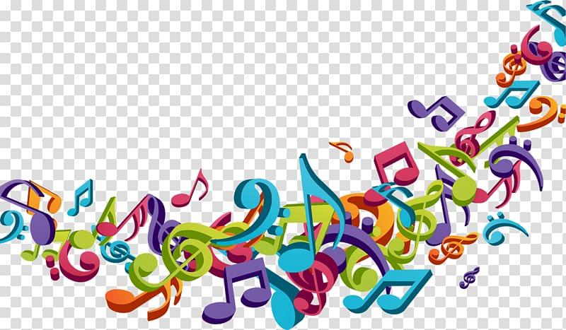 Musical notes art, Concert band Choir Musical ensemble.