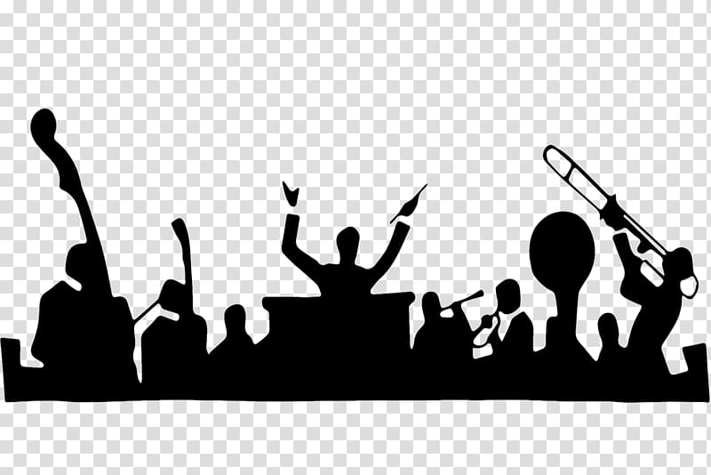 Orchestra Music Conductor , high school Band transparent background.
