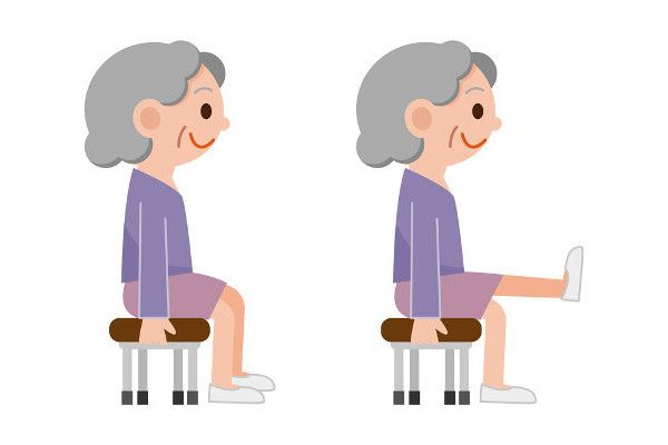 VIDEO: Easy & Effective 10 Minute Chair Exercises for.
