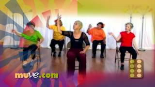 Dance Along Workout for Seniors and Elderly.