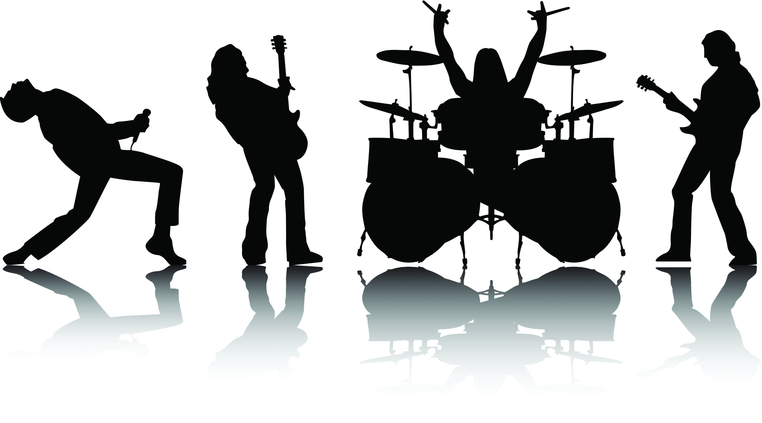 Rock band clip art cliparts and others inspiration 2.