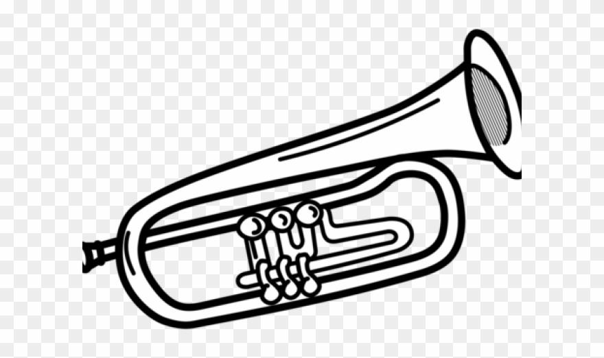 Trombone Clipart Band Instrument.