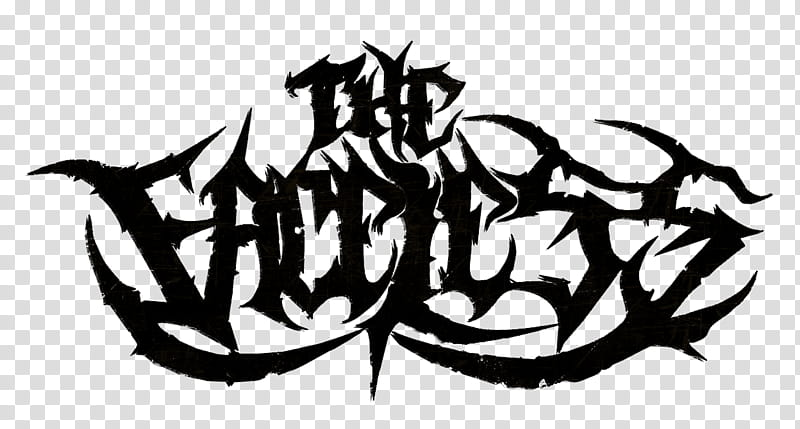 The Faceless Logo, The Fearless band logo transparent.