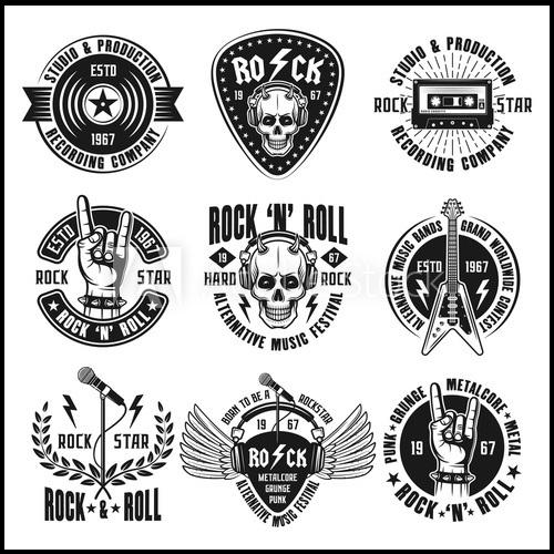 Free Death Metal Band Logo Maker.
