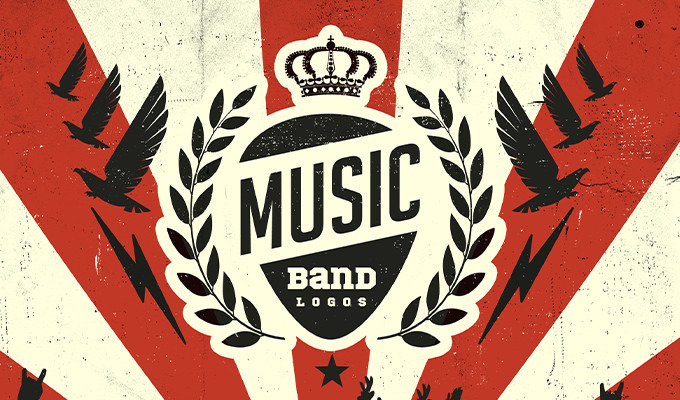What Top Music Bands Can Teach Us About Logo Design.