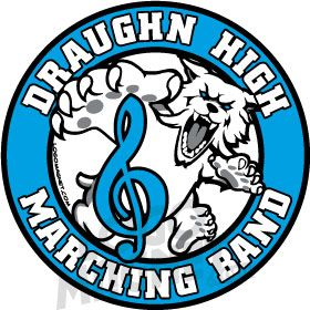 wildcat marching band logo.