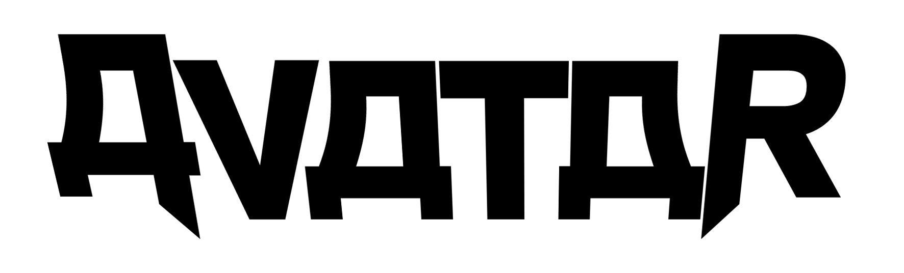 File:Avatar (Swedish band) logo.png.