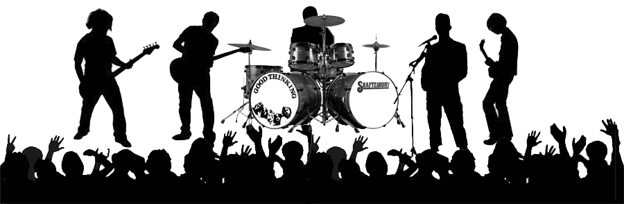 Download Band PNG Picture For Designing Purpose.
