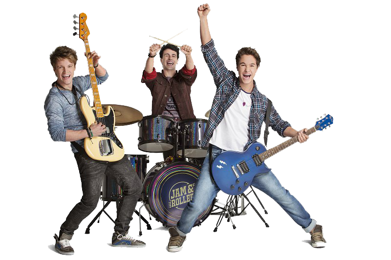 Music Band PNG High Quality Image.