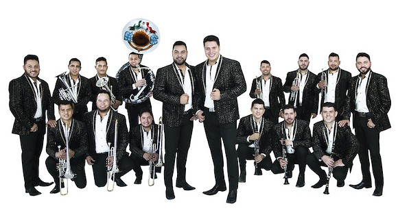 Mexican musical sensations Banda MS announce September show in.