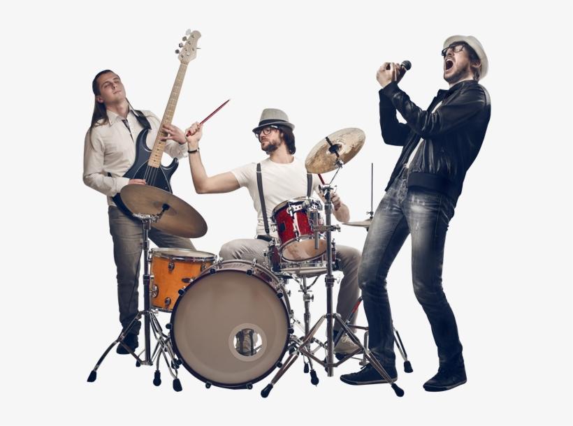 Banda Musical Png.