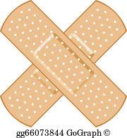 Bandages Clip Art.